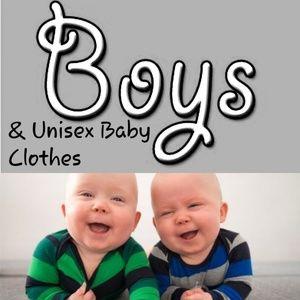 ⬇️ Shop Baby Boy ⬇️ Scroll Down